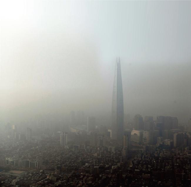 Special - Hanyang University - Fine Dust Threatening Korean