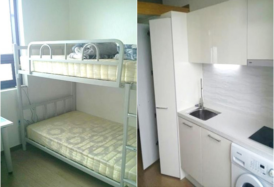 Majang-Ville_Twin SUPERIOR: Bunk bed for 2 persons2