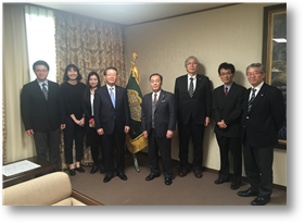 President Lee visits major universities in Japan (2015.11.17 ~ 11.20)
