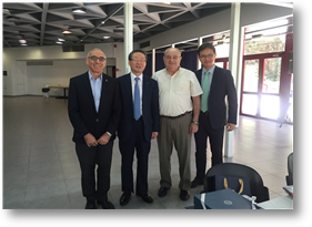 President Lee visits major universities in Israel and Germany (2016.7.17 ~ 7.22)