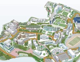 hanyang university campus map Campus Info Hanyang University hanyang university campus map