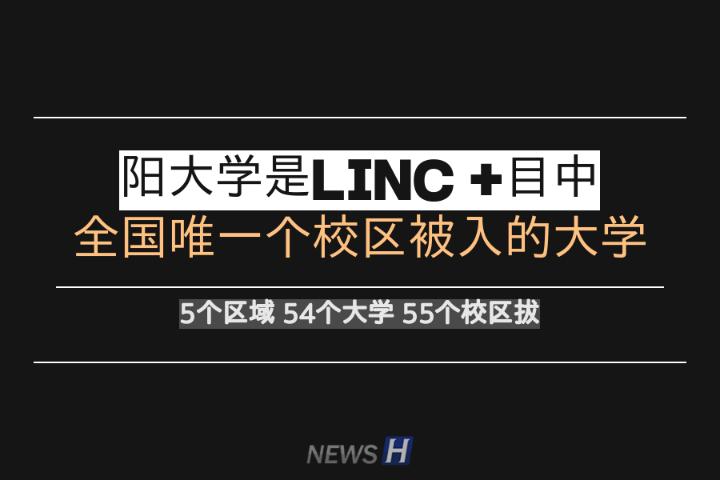 汉阳大学是LINC Plus项目中全国唯一两个校区都入选的大学