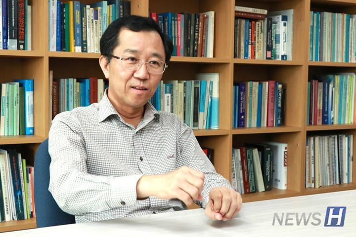 【本月研究者】洪正杓教授(未来汽车工学科)