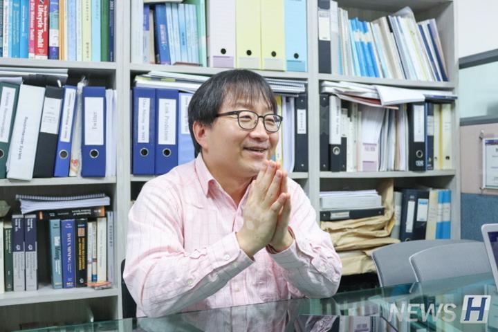 【优秀 R&D】金相旭教授(软件系)