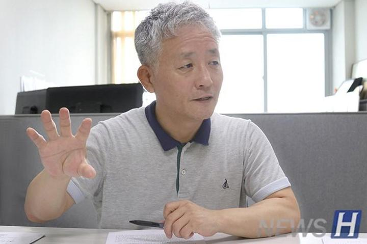 【本月研究者】宋錫虎教授(物理系)