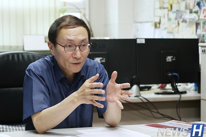 【研究成果】金泰源教授(机械工学部)正在开发生存信号信息技术