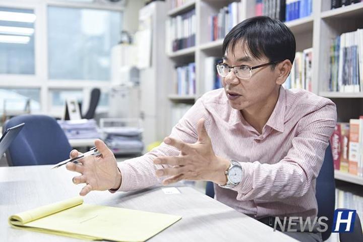 【本月研究者】朴原一教授(新材料工学部)