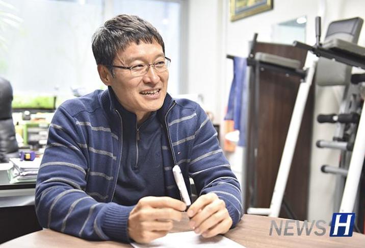 [本月研究者]姜濚钟教授(化学系)