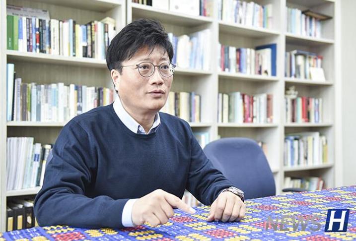 [优秀R&D] 金成洙教授(政治外交学)