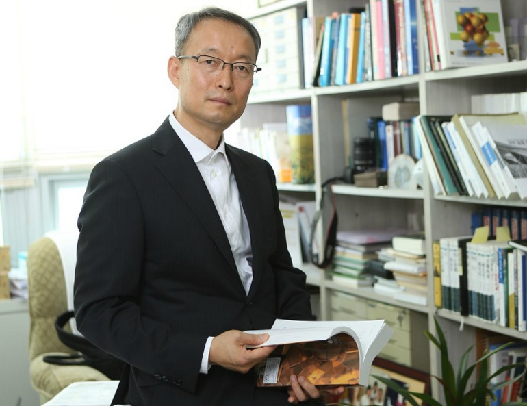 【本月研究者】白雲揆教授(能源工程学)