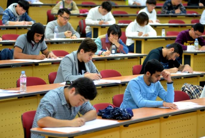 汉阳大学—韩国唯一实行外国人入学考试的大学
