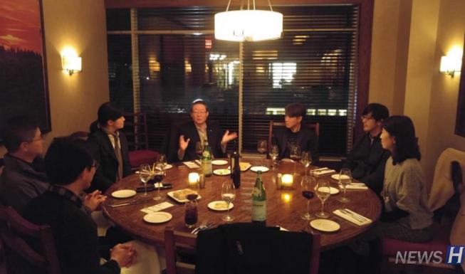 汉阳大学—美国康奈尔大学,探讨国际化企业家中心的扩大交流