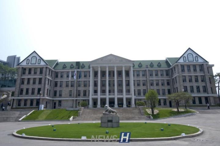 汉阳大学旧本馆得到将被列为文化遗产的通知