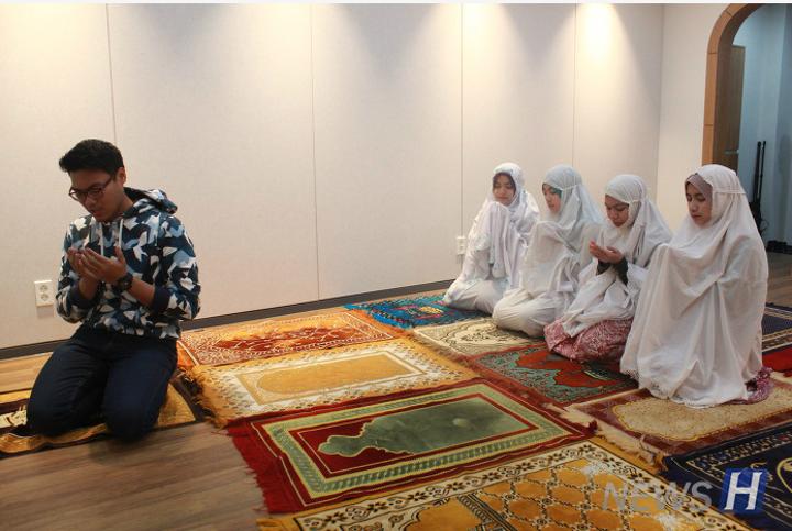 穆斯林祈祷室在第二工学馆重新亮相