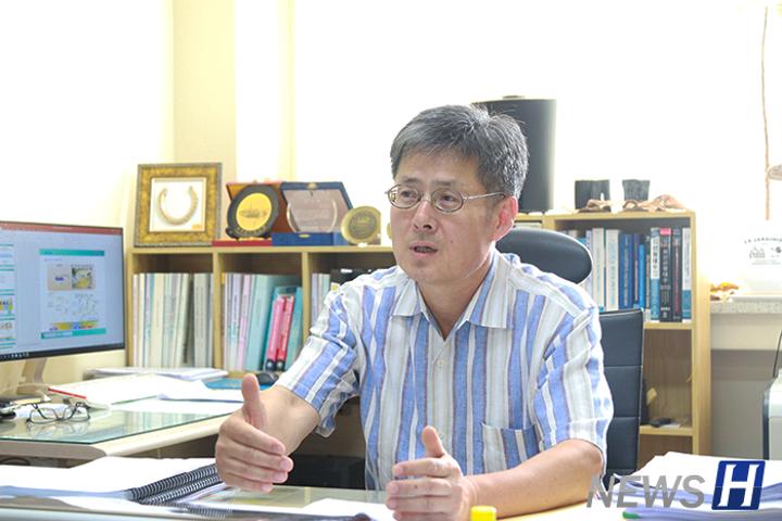 [优秀R&D] 李赞吉教授,利用IoT技术开发水道远程检针天线