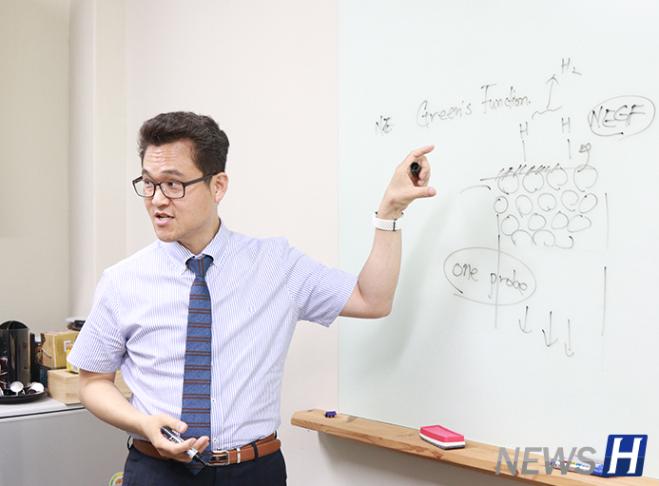 [本月研究者]李相旭教授,用电脑模拟技术开启再生能源新世界