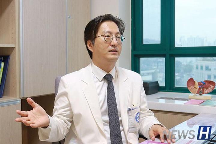 [本月研究者]田大原教授,发现腰肌与代谢综合症之间存在关联