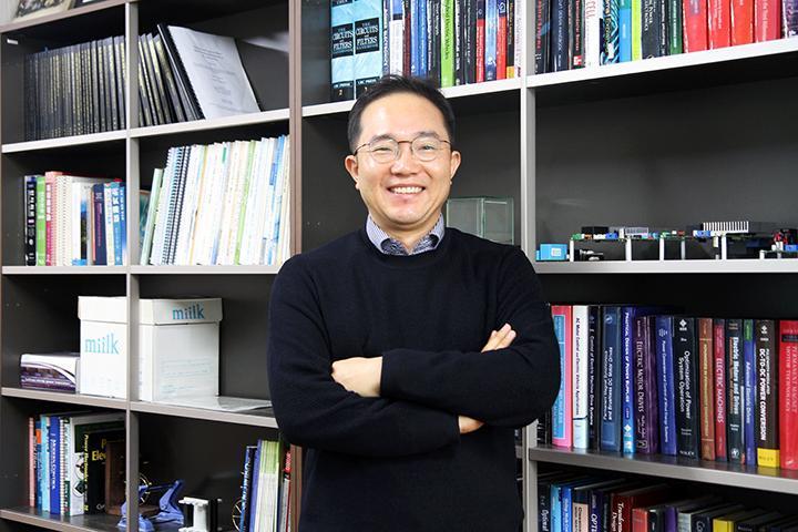 [本月研究者]金来瑛教授,用微电网和直流电网提高能源效率