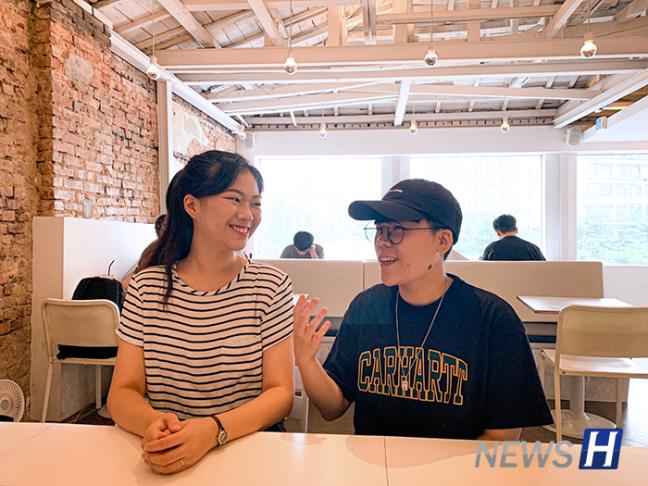 参加阿里郎流浪团的汉阳人,让世界了解韩国