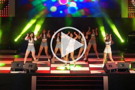 [2016홈커밍데이] 학생 축하공연 - 사회대 댄스동아리 DIOR 'Cheer Up'