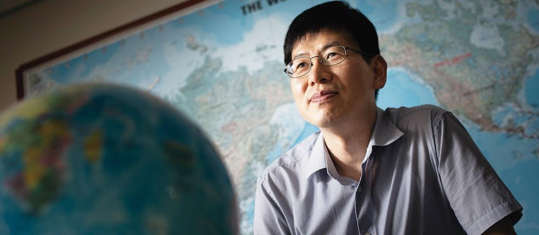 이달(6월)의 과학기술인상 - 해양융합공학과 예상욱 교수 수상