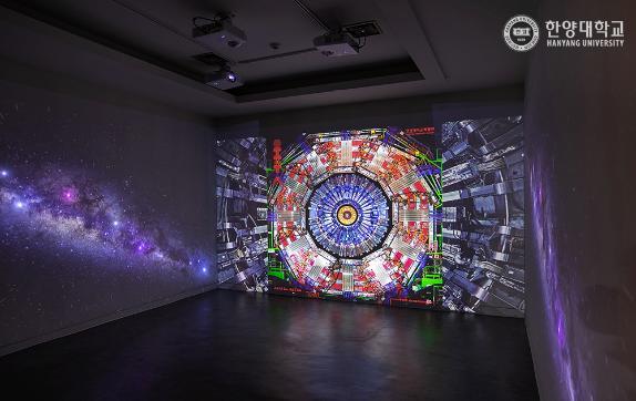 '우주+人, 과학으로 풀고 예술로 빚다'
